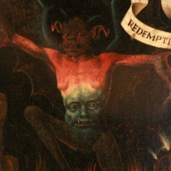 Ο Διάβολος με το κηροπήγιο